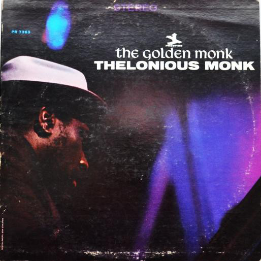 thelonious monk - the golden monk 7363