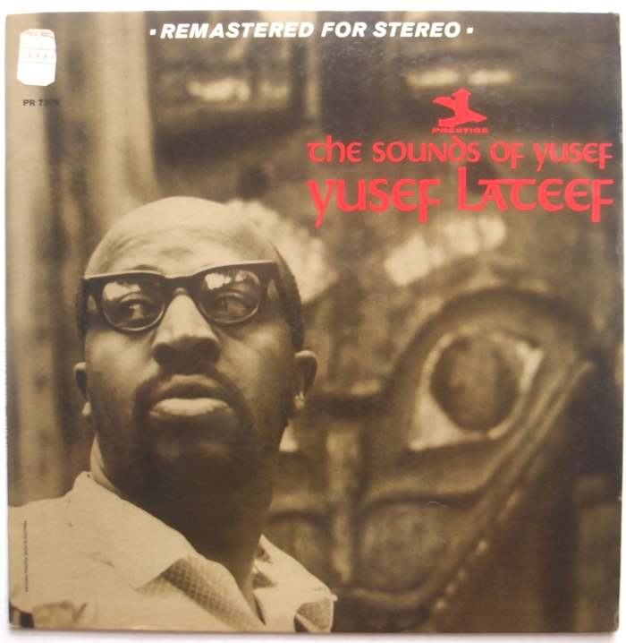 yusef lateef sound of yusef 7398
