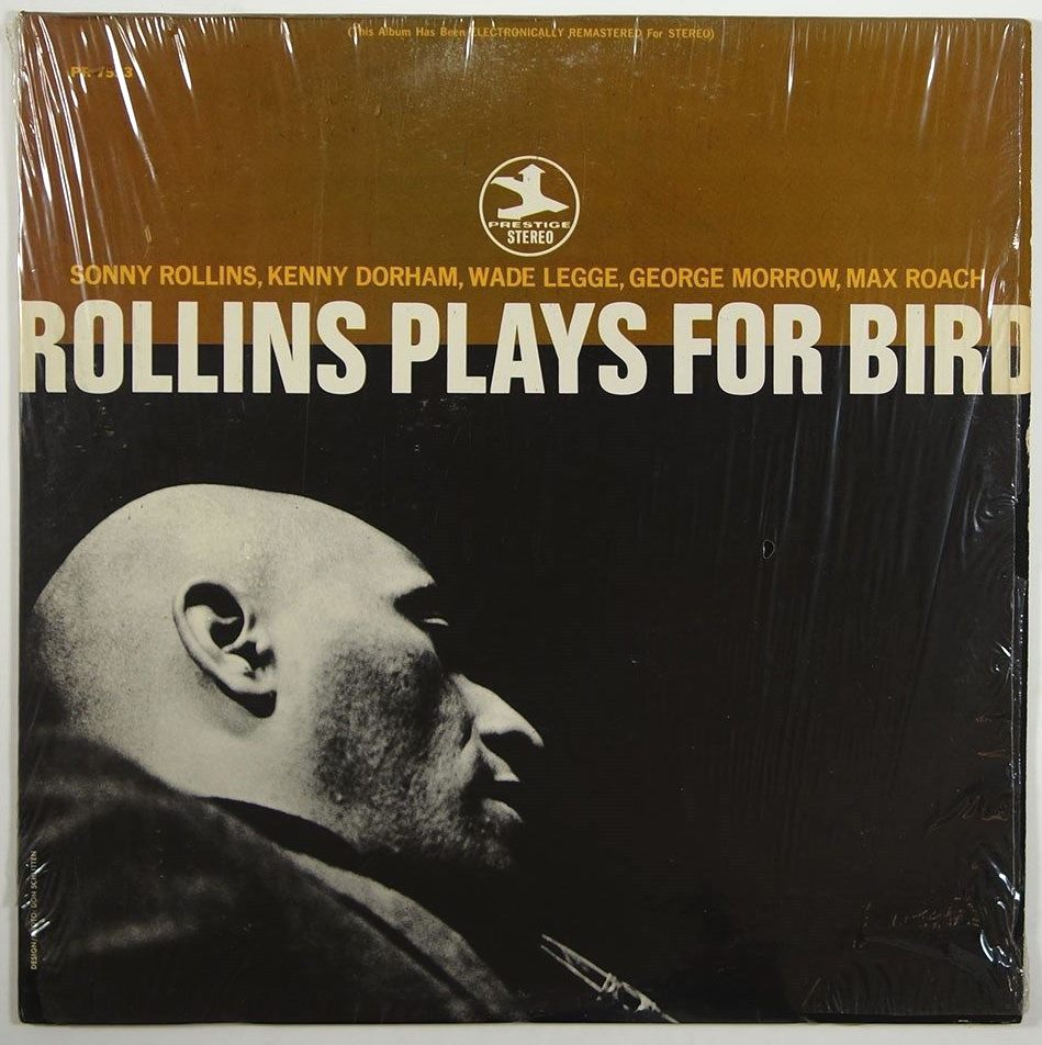 sonny rollins - plays for bird 7553