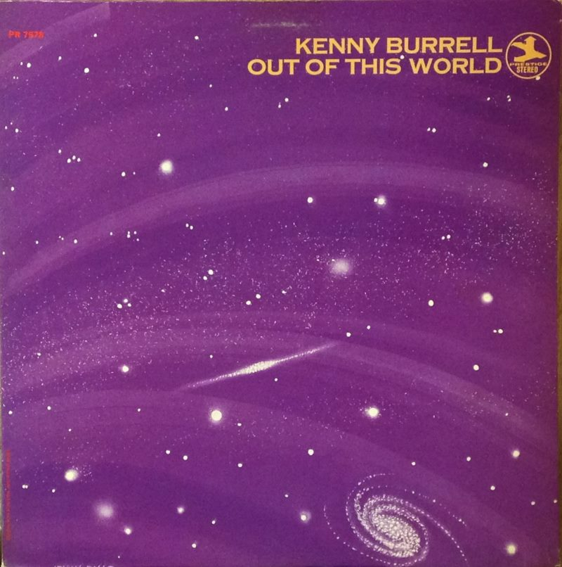 kenny burrell - out of this world 7578