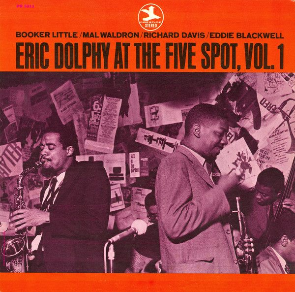 eric dolphy - at the five spot vol. 1 7611