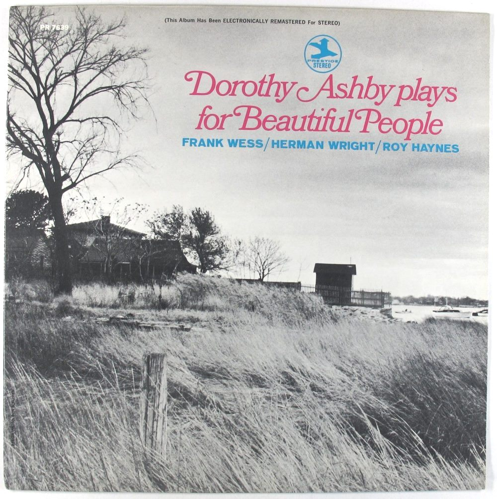 dorothy ashby - plays for beautiful people 7639