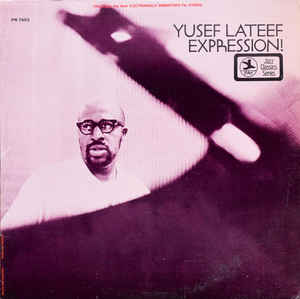 yusef lateef - expression 7653