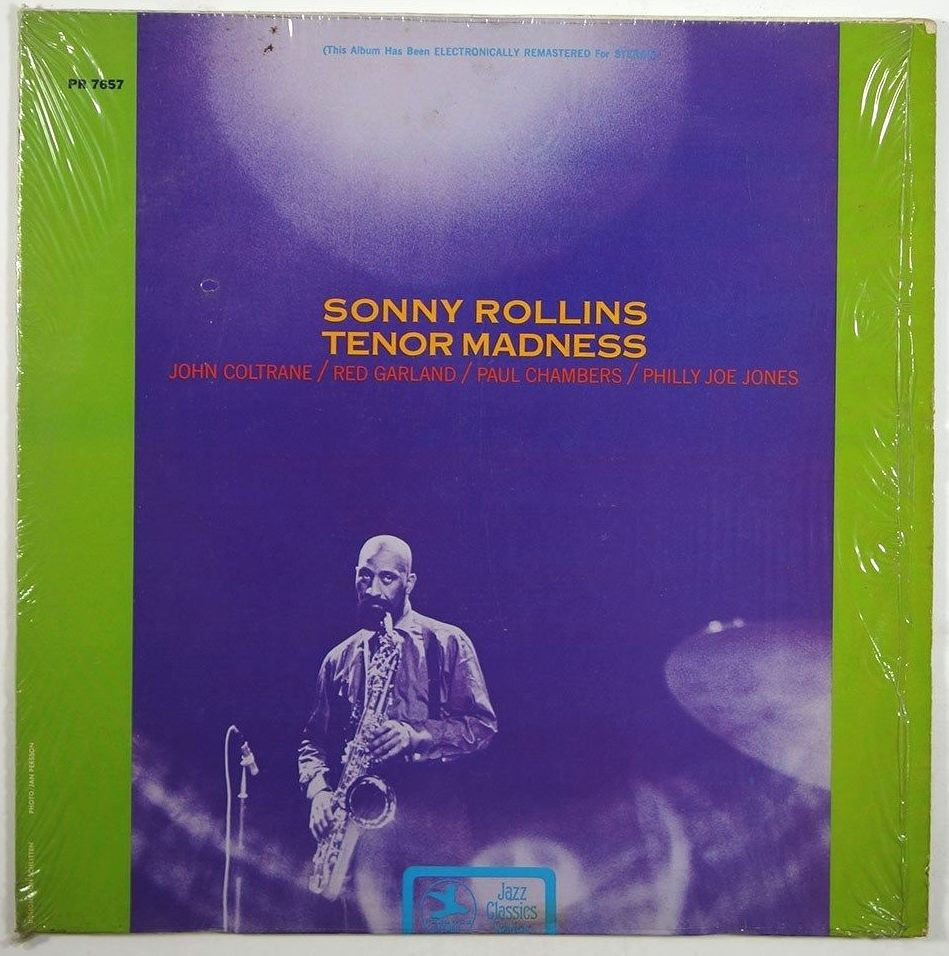 sonny rollins - tenor madness 7657