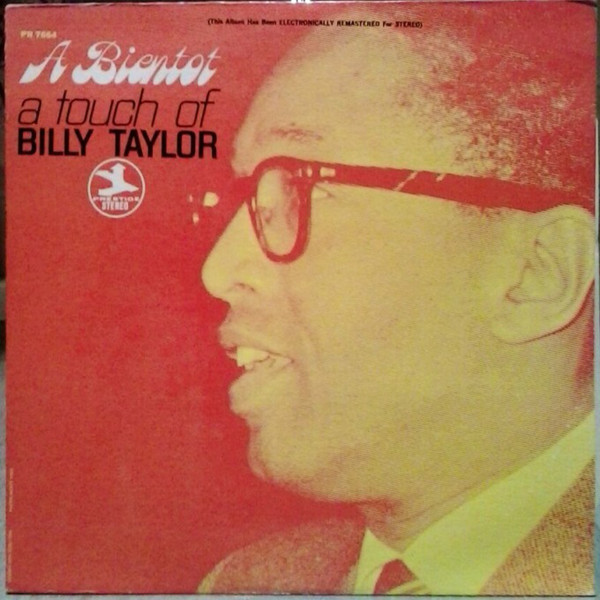 billy taylor trio 7664