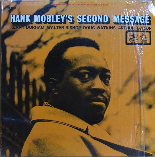 hank mobley - second message 7667