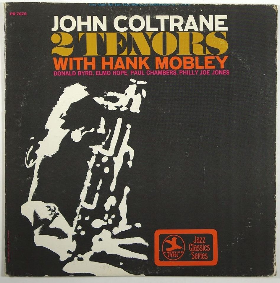 john coltrane hank mobley - two tenors 7670