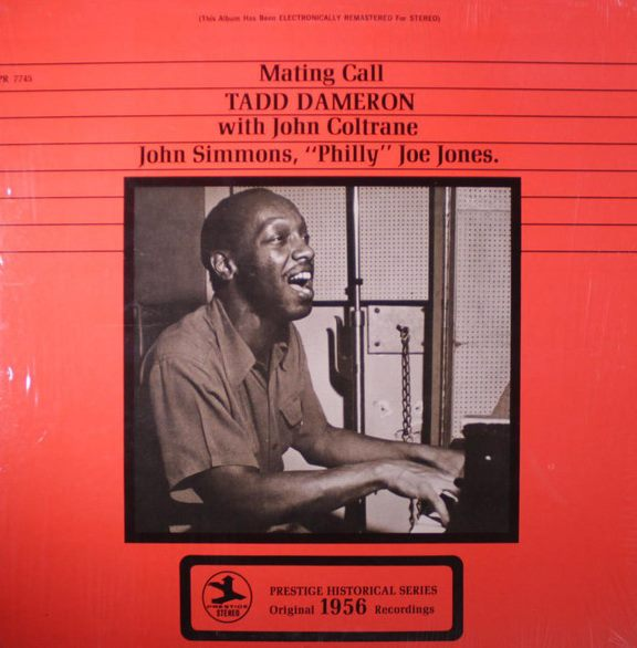 tadd dameron john coltrane mating call 7745