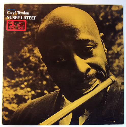 yusef lateef - cry tender 7748