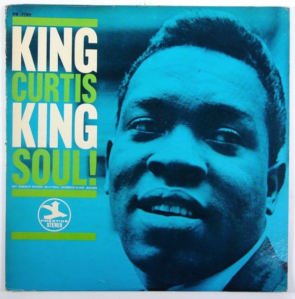 king curtis - king soul 7789
