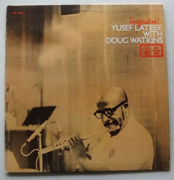 yusef lateef - imagination 7832