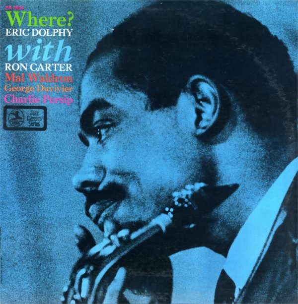 eric dolphy ron carter - where 7843