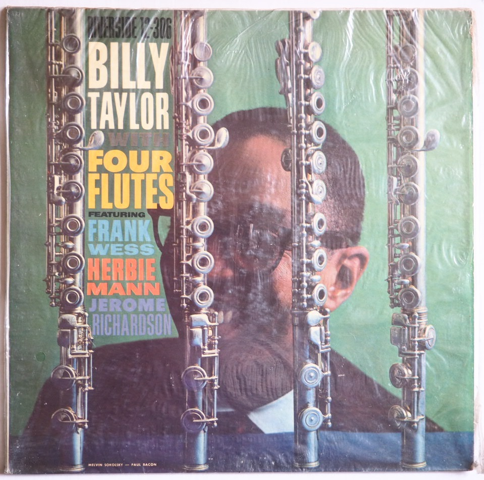 billy taylor - four flutes 306