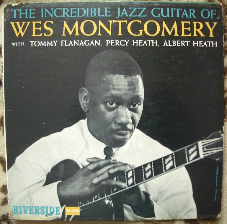 wes montgomery - the incredible 320