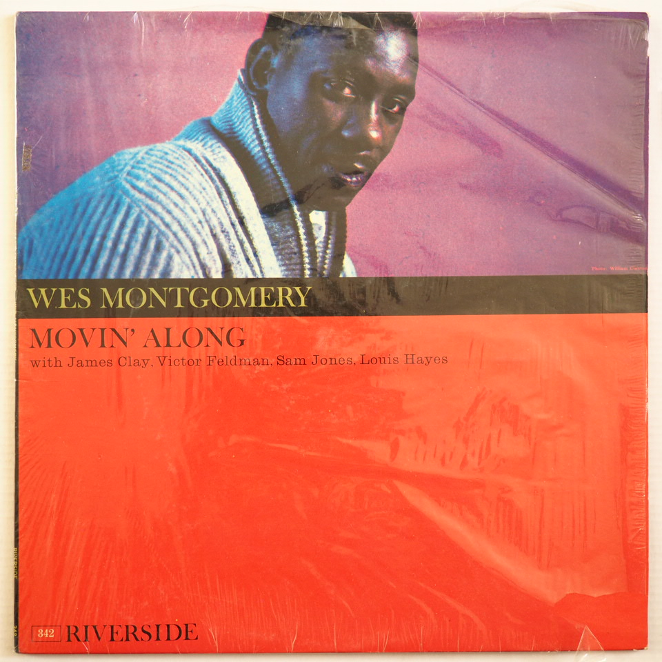 wes montgomery - movin' along 342