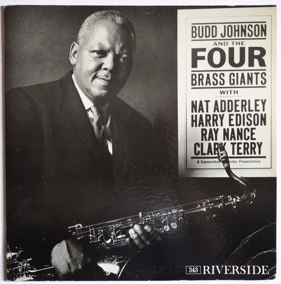budd johnson - and the four giants 343