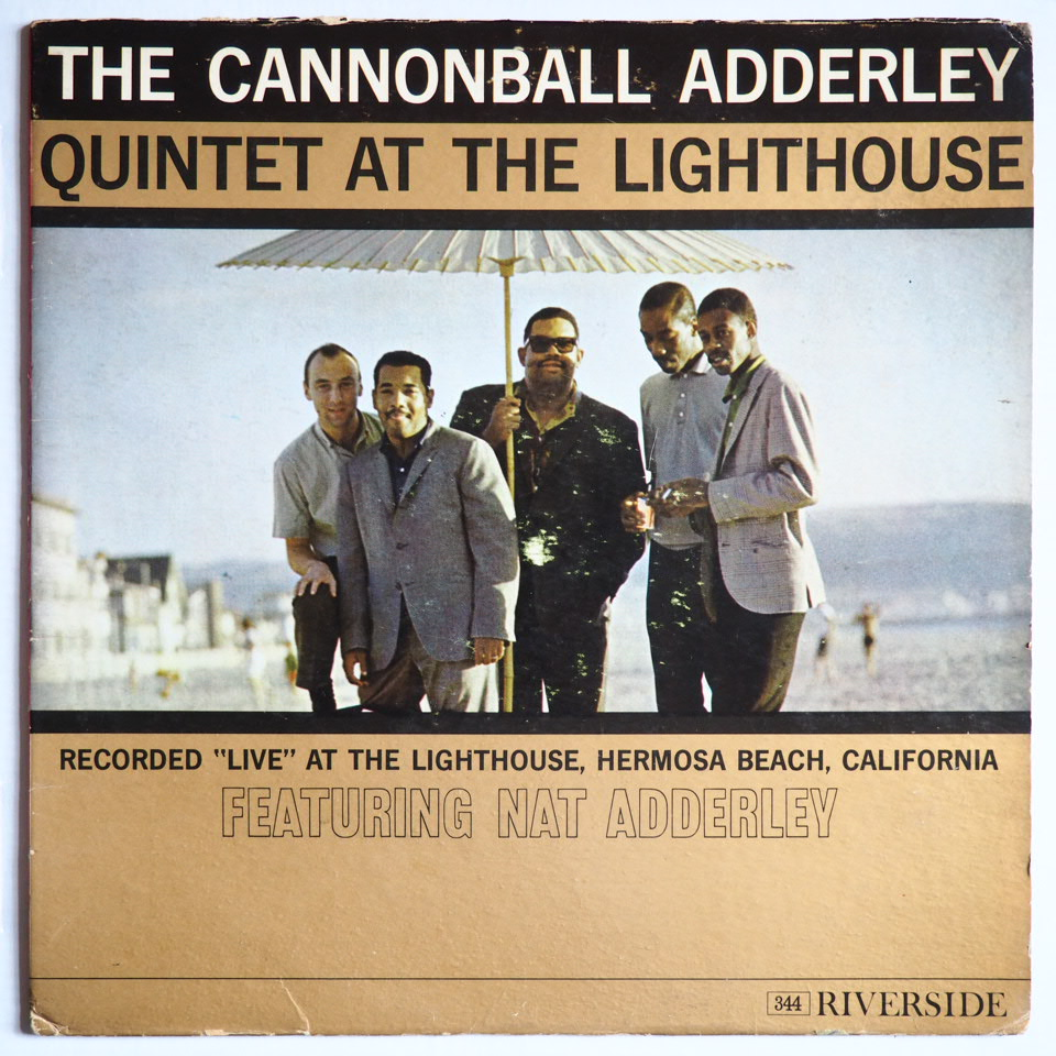 cannonball adderley - at the lighthouse 344