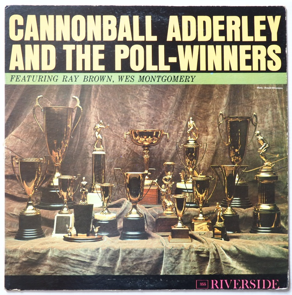 cannonball adderley - and the poll-winners 355