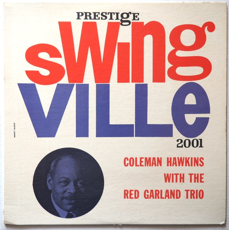 coleman hawkins with red garland trio - 2001