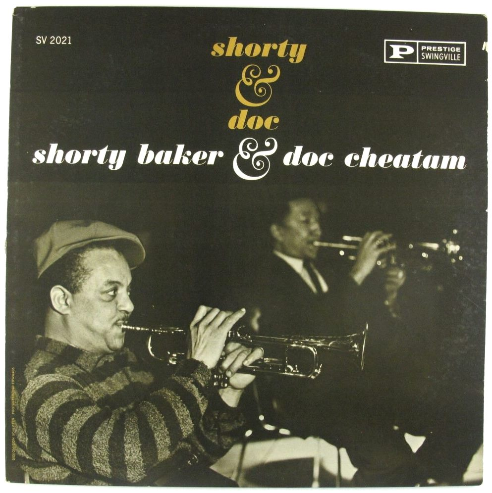 shorty baker doc cheatham - shorty and doc 2021