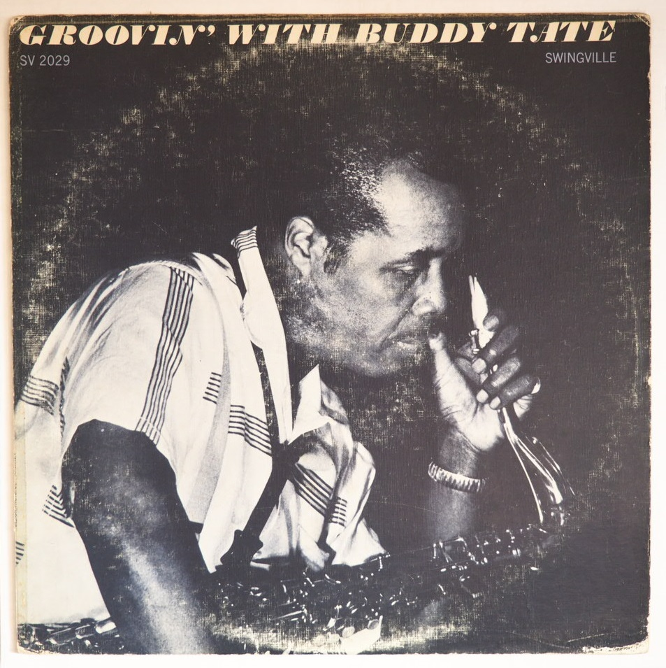 buddy tate - groovin' with 2029