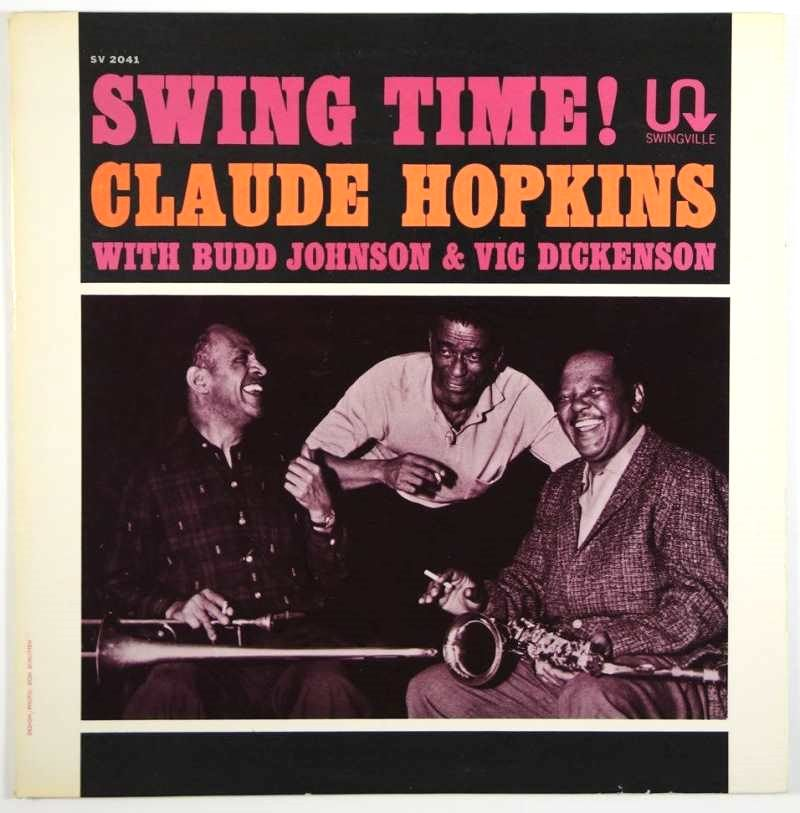 claude hopkins - swing time 2041