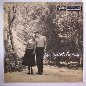 teddy wilson - for quiet lovers mgv 2029