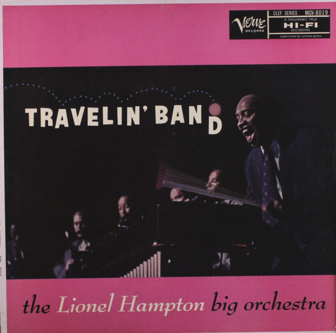 lionel hampton - travelin band 8019