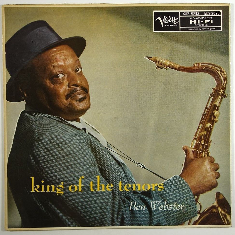 ben webster - king of tenors 8020
