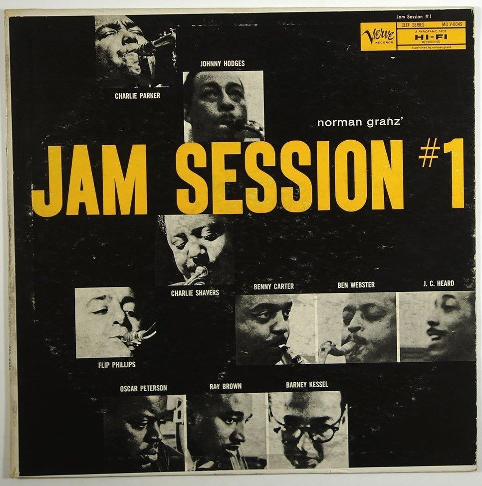 norman granz jam session #1