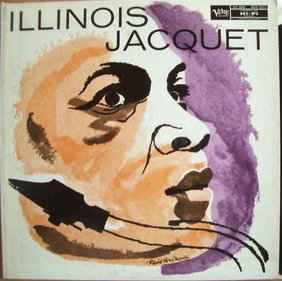 illinois jacquet - groovin with 8061