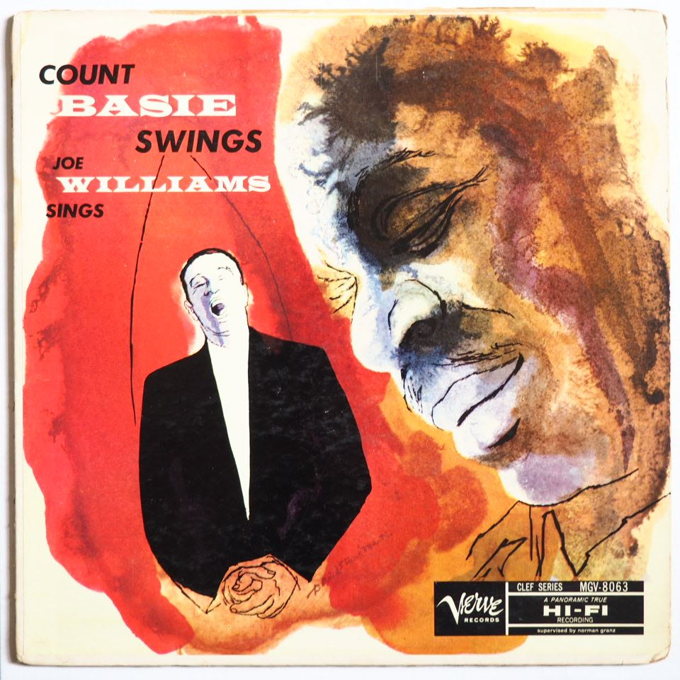 count basie swings joe williams sings 8063