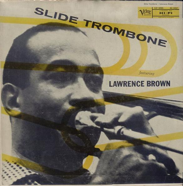 lawrence brown - slide trombone 8067