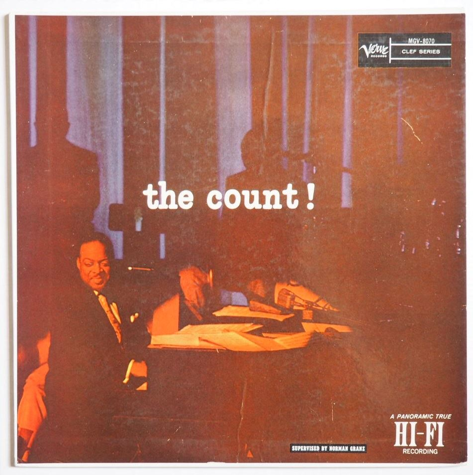 count basie - the count 8070