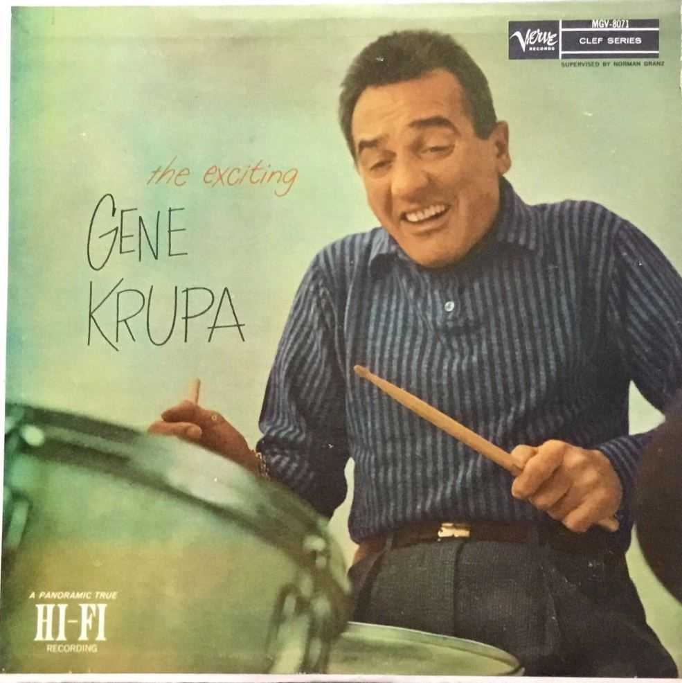gene krupa - the exciting 8071