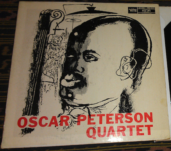 oscar peterson quartet 8072