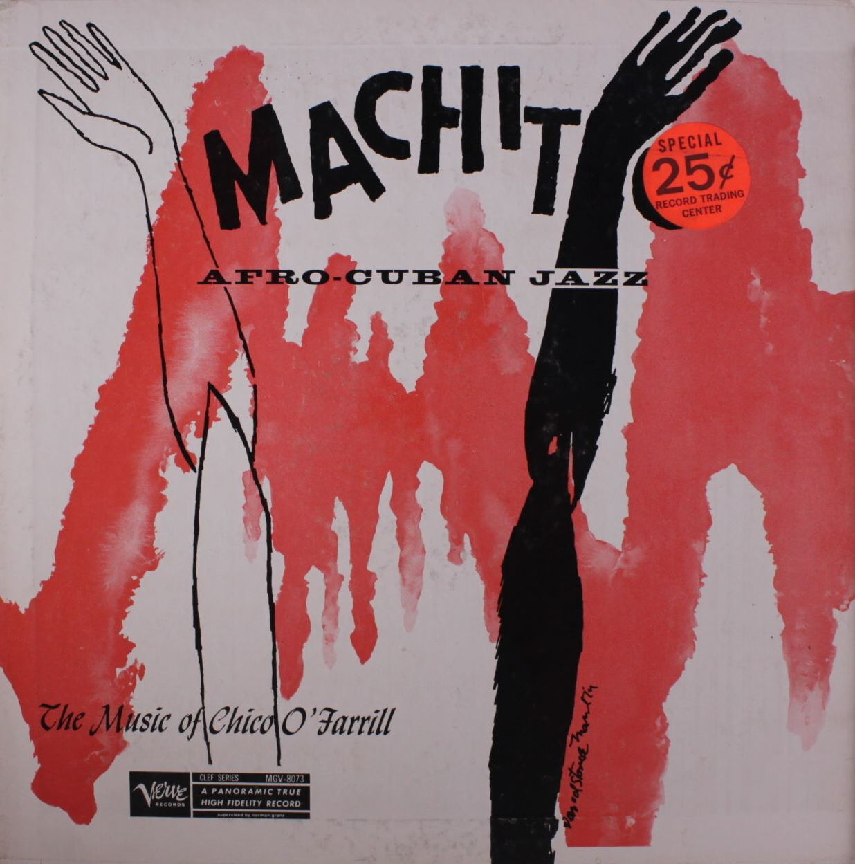 machito - afro cuban jazz 8073