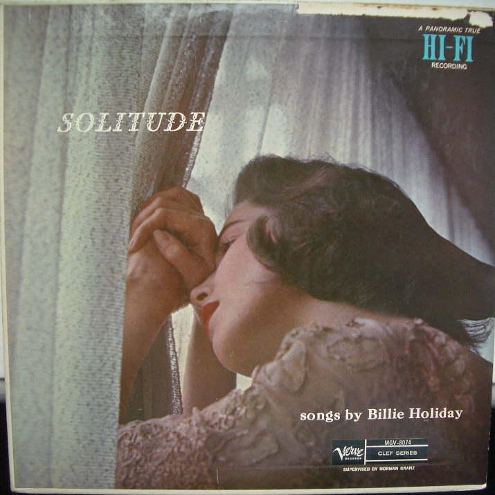 billie holiday - solitude 8074