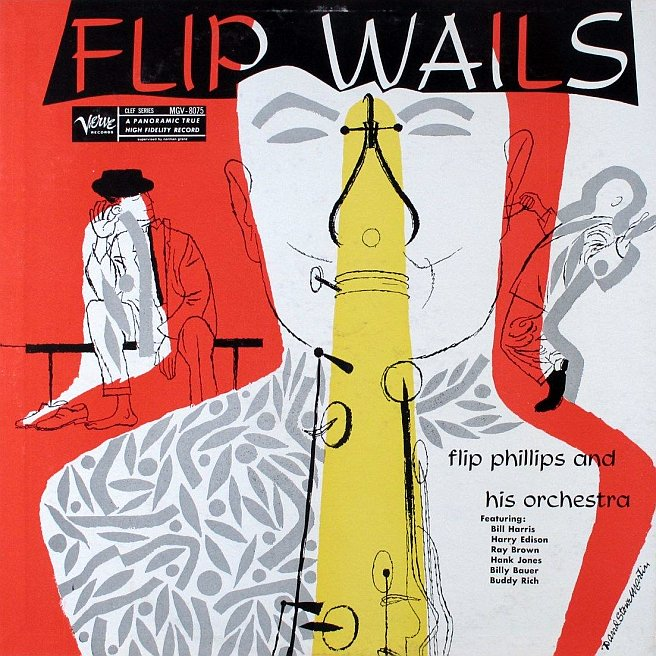 flip philips - wails 8075