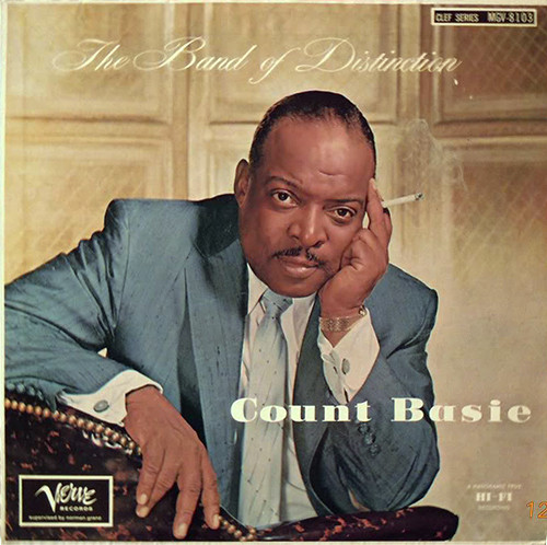 count basie - band of distinction 8103
