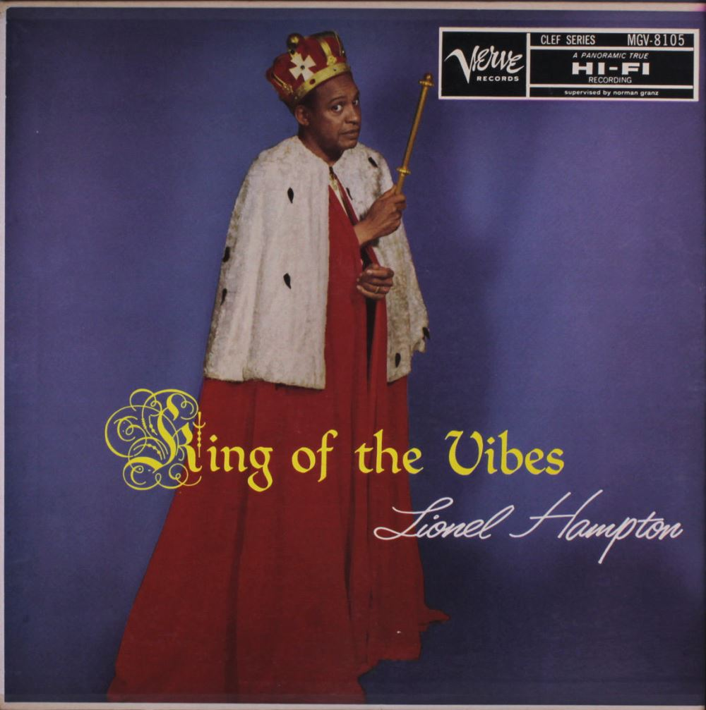 lionel hampton - king of the vibes 8105