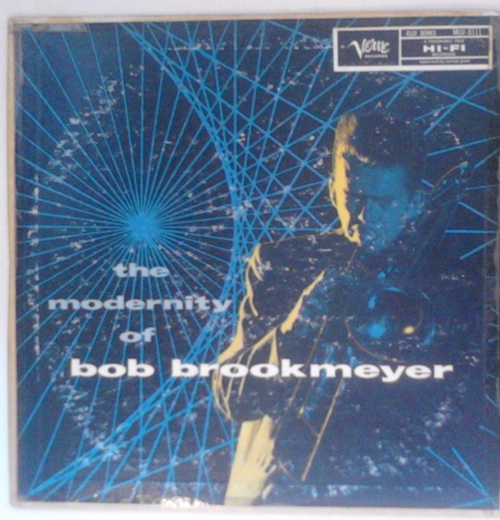 bob brookmeyer - the modernity of 8111