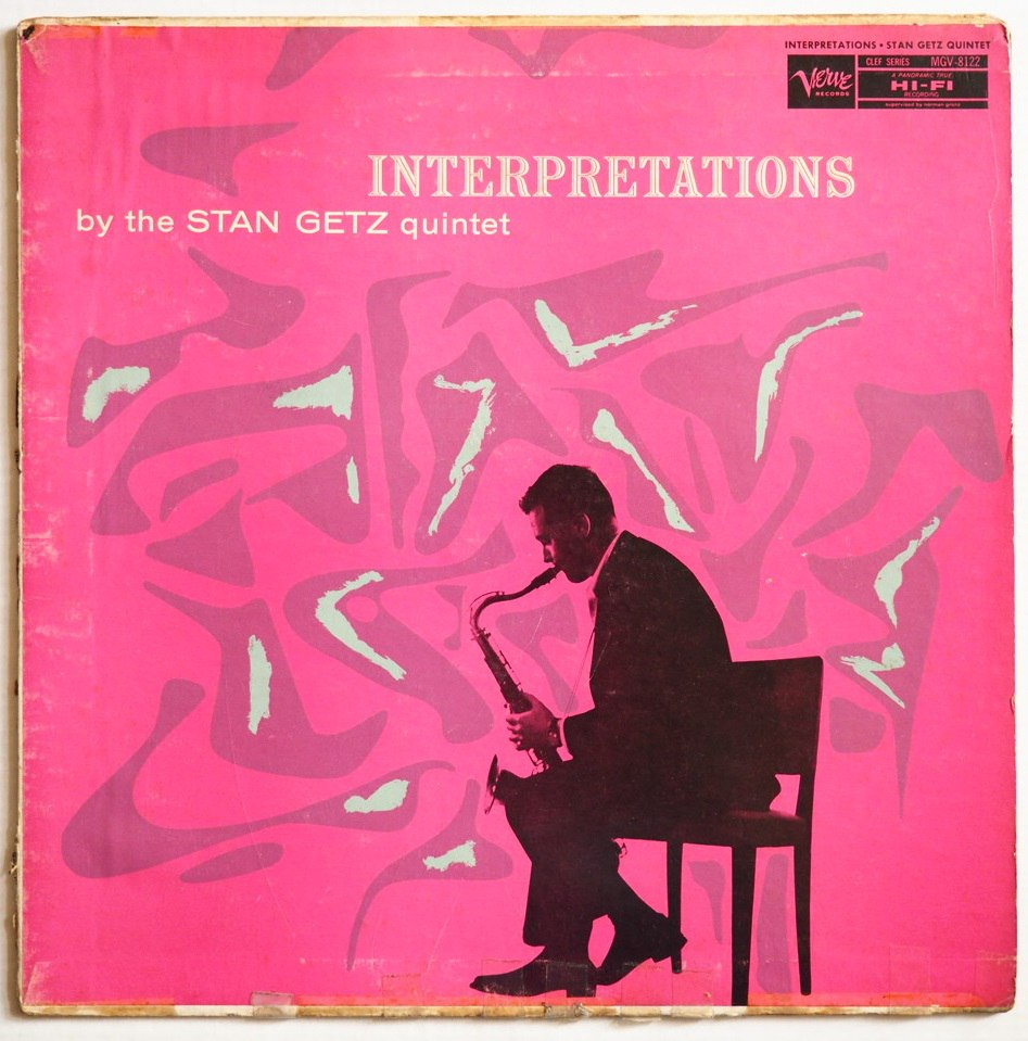 stan getz - interpretations 3 mgv 8122