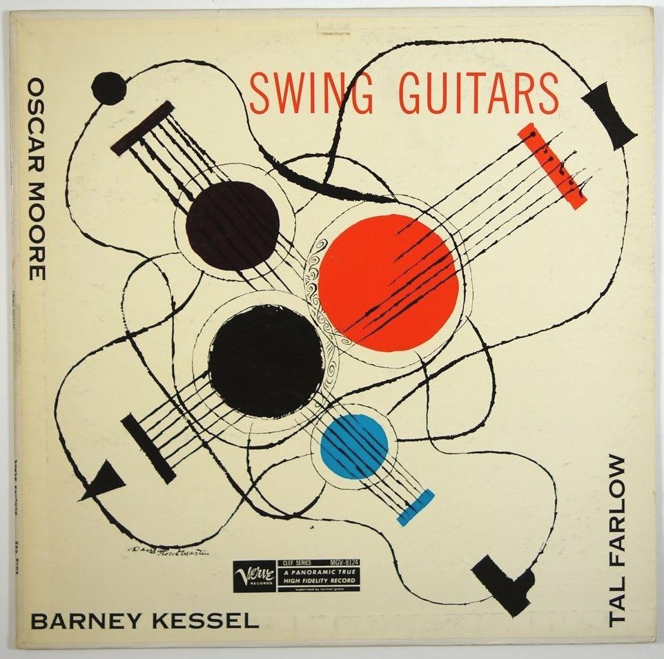 various artists - swing guitars mgv 8124