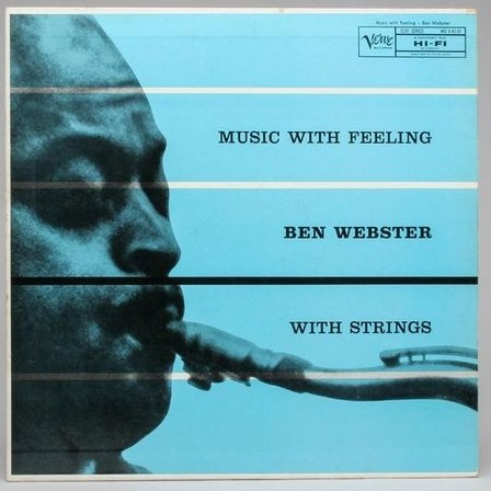 ben webster - music with feeling 8130