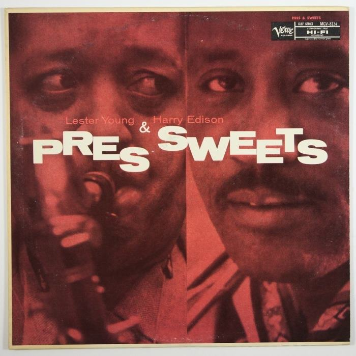 lester young - harry edison - pres and sweets 8134