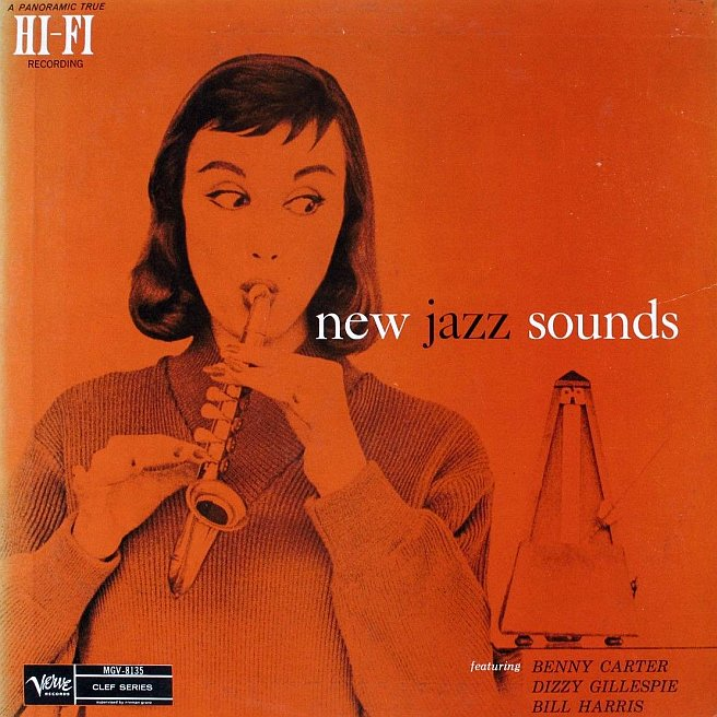 benny carter - new jazz sounds mgv 8135
