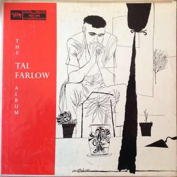 tal farlow - the tal farlow album 8138