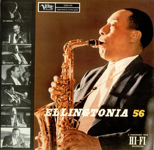 johnny hodges - ellingtonia '56