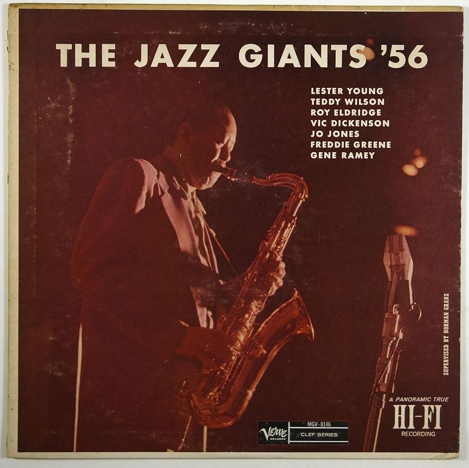 various artists - the jazz giants '56 8146